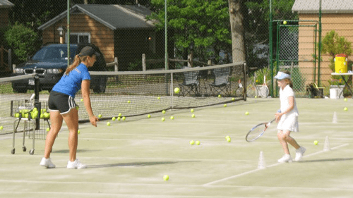 Moussa Drame Tennis - Junior Camp